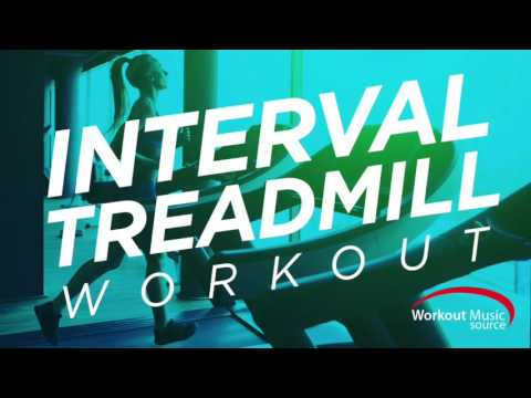 Workout Music Source // Interval Treadmill Workout (128-150 BPM)