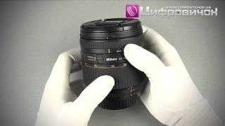 Видеообзор Nikkor AF 24-85mm f 2.8-4D IF