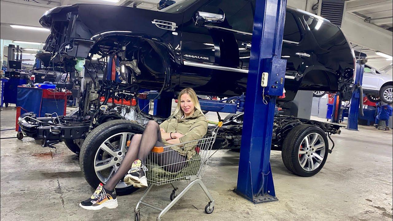 КУПИЛА за 1 млн. Продала за 2. Вложила 700 тр. Новый Cadillac Escalade