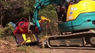 Download lagu 林内作業車が横転。ユンボで起こすが・・・(2018年2月)