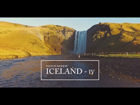 Autumn in South Iceland // November 2016 // Time Will See