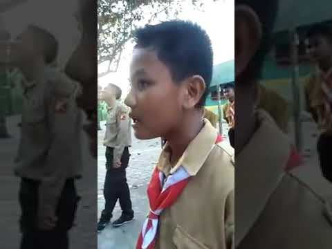 Viral bocah suara emas