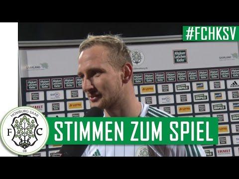 29  Spieltag: FC 08 Homburg - Hessen Kassel / 17 03 17 / 19