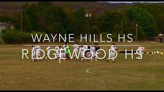 Ridgewood HS 2 VS 4 Wayne Hills HS