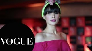 Nargis Fakhri, Shraddha Kapoor | Lakmé Fashion Week Summer/Resort 2015 - Day 2