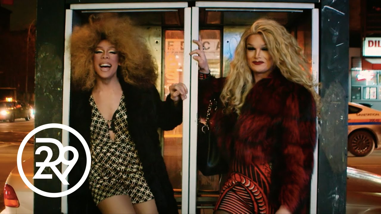 drag queens dating Here at vulture, we've had the queens from the second season of rupaul's drag race all stars come by to tell us memorable stories about.