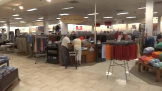 The Belk store Fort Henry Mall Kingsport TN