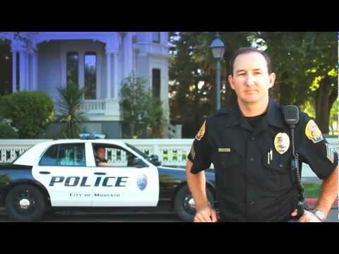 Modesto, CA Police Department Recruitment Video (2012)