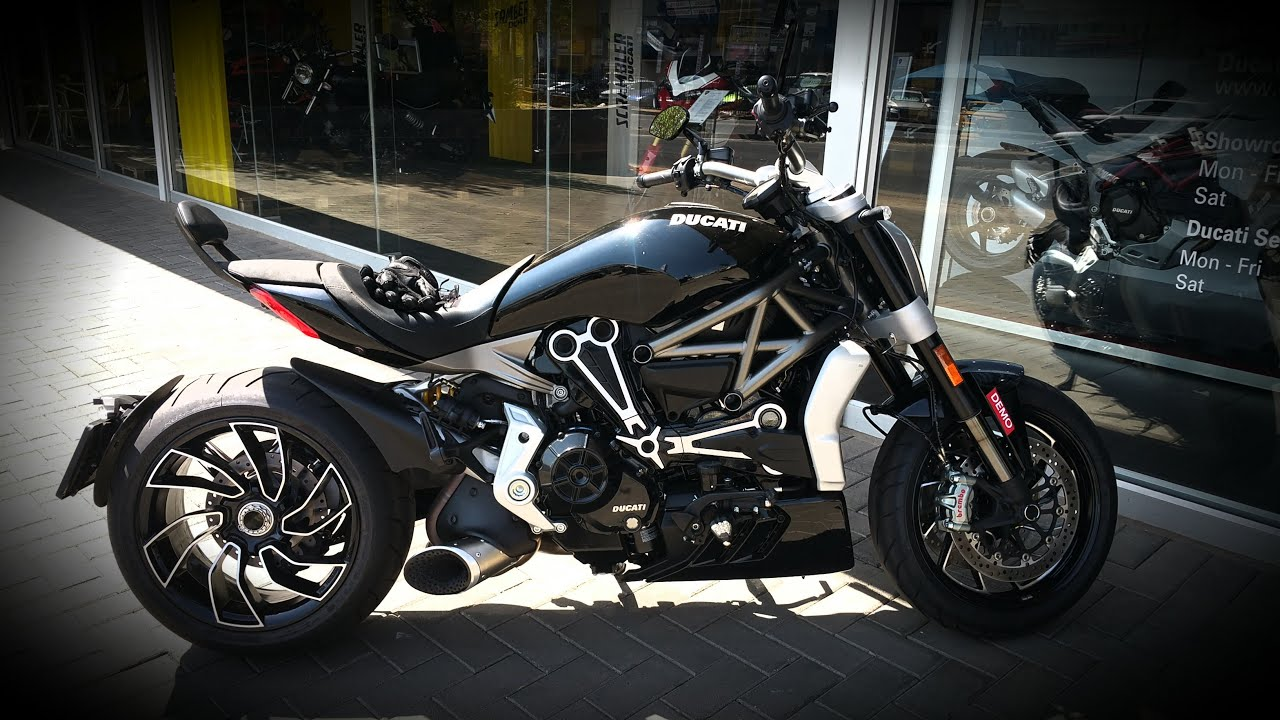 Ducati Xdiavel S And Diavel Carbon My First Ever Experience Youtube