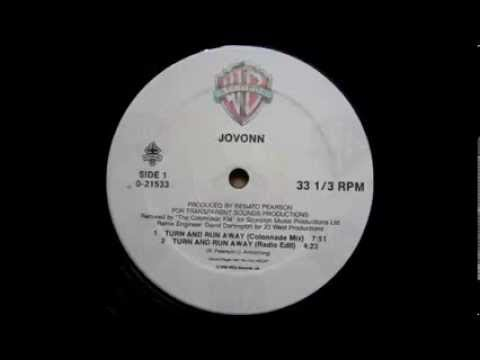 Jovonn - Turn And Run Away (Colonnade Mix)
