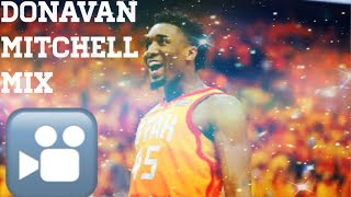 "Donavan Mitchell NBA Mix ~ ""Jumpin on a Jet"" Video"