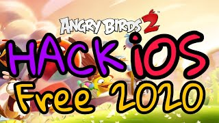 Hack Angry Birds 2 iOS Android Free 2020 Взлом Angry Birds 2