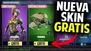TIP HOW TO GET NEW SKIN VENTURA FOR FREE!!! PS4, XBOX AND PC - Fortnite Battle Royale
