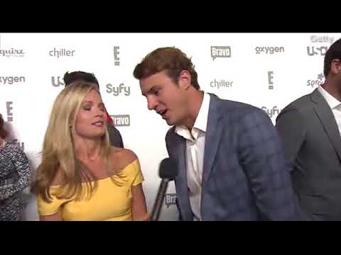 Cameran Eubanks   Shep Rose talk about Southern Charm in 2015