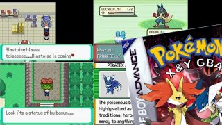 How to download Pokemon XY for gba for android