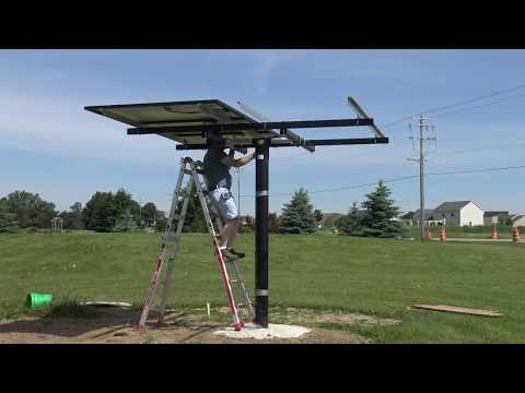 General Specialties UPM 10X Solar panel mount