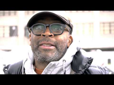 Spike Lee talks the importance of writing, the future of black cinema, visionaries, & more.
