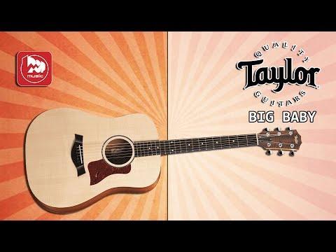 Акустическая гитара TAYLOR BBT Big Baby Taylor