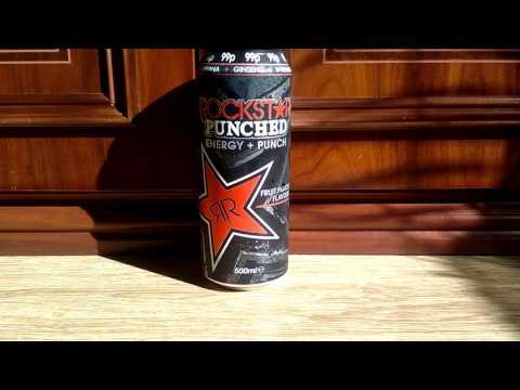 Ochutnávka #32 RockStar Punched Fruit Punch