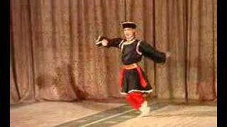 Mongolian Show - Jalam Khar dance