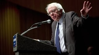 Bernie Booed By Congressional Democrats
