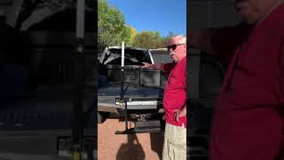 Customer review 2019 Ford F 250 with tailgate step DualLiner bed liner