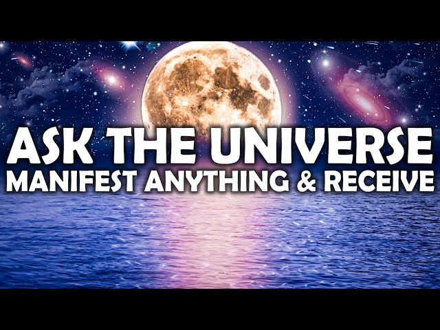 963Hz Frequency Of Gods ! Ask the Universe & Receive ! Manifest Anything Law of Attraction Music