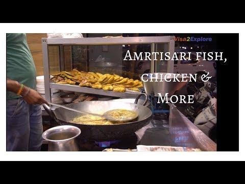 Amritsar, Punjab non veg food | Fish, chicken, Kharode