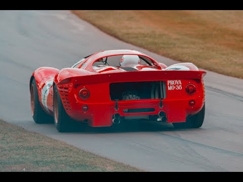BEST CAR SOUND IN THE WORLD? - Goodwood Festival of Speed Day 2