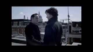 Шерлок и Мориарти/Доктор Кто и Мастер - Игра