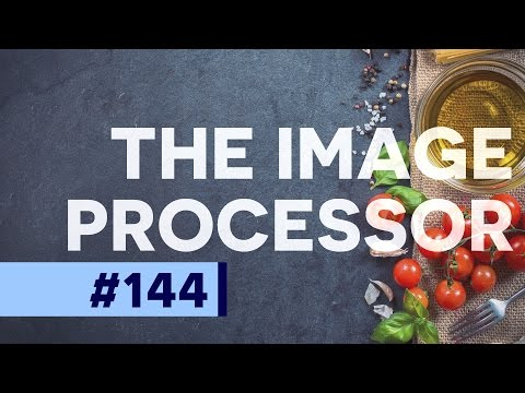 The POWERFUL Image Processor in Photoshop  | Educational