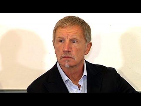 Bafana coach Stuart Baxter resigns