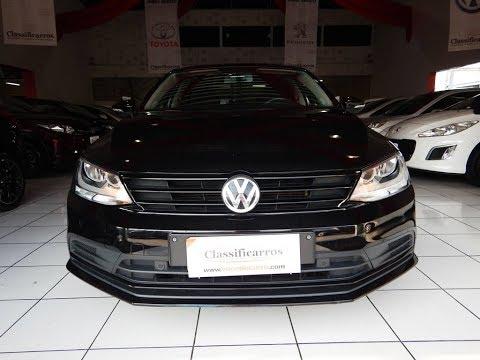 Volkswagen Jetta TSI Trendline 1.4 16v - 2017