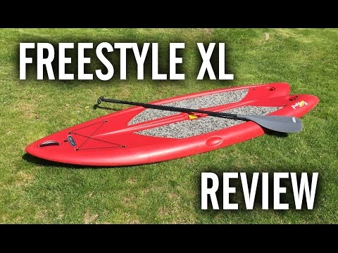Lifetime Freestyle XL Paddleboard Review