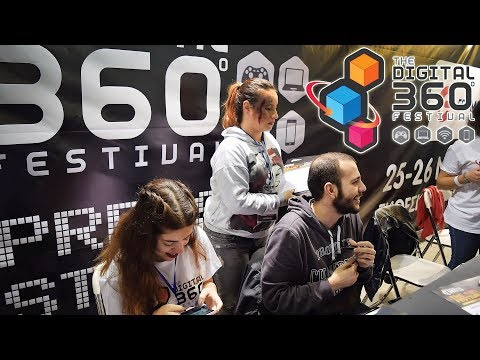[Digital 360] Digital 360 - Event 2017 (1080p / 60fps / Athens / Greece / 25-26.11.2017)
