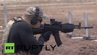 Russia: Kalashnikov present new prototype PL-14