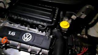 VW polo sedan замена антифриза без перегрева двигателя.(, 2016-03-21T19:04:38.000Z)