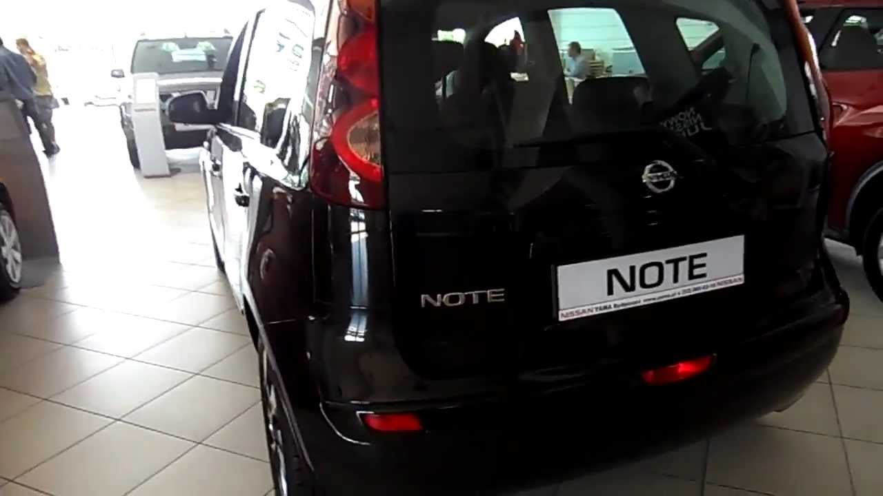 2012 nissan note review  exterior and interior