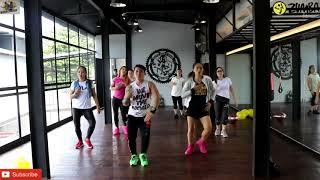 Weakness awan axello remix | zumba | dance | fitness | w/zin anita