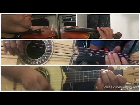 Practicando Guitarron, Vihuela y Violín