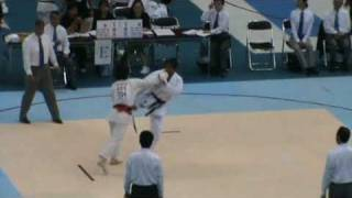 35th JKF Goju Kai All Japan Championship - kumite under 75kg