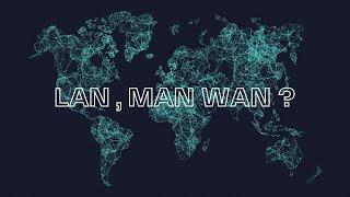 Penjelasan Singkat Tentang Jaringan LAN,MAN,WAN!!