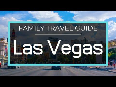 Las Vegas Family Friendly Trip   Things To Do In Las Vegas With Family   Family Vlog