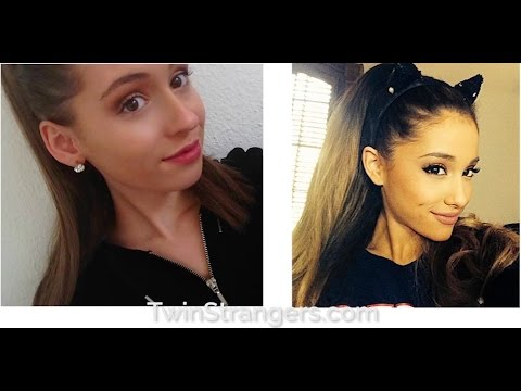 15 year old fools Irish people into thinking she's Ariana Grande