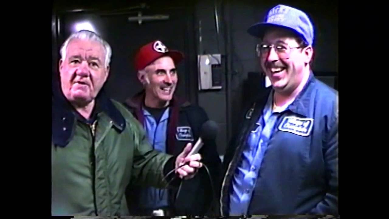 WGOH - Champlain Water Treatment Plant 1-20-94