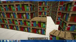 Строим большую библиотеку (Извините что-так лагает)