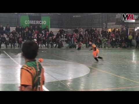 El Porvenir 4-3 Comercio | Futsal | Final Sub 9 | II Copa Semilleros