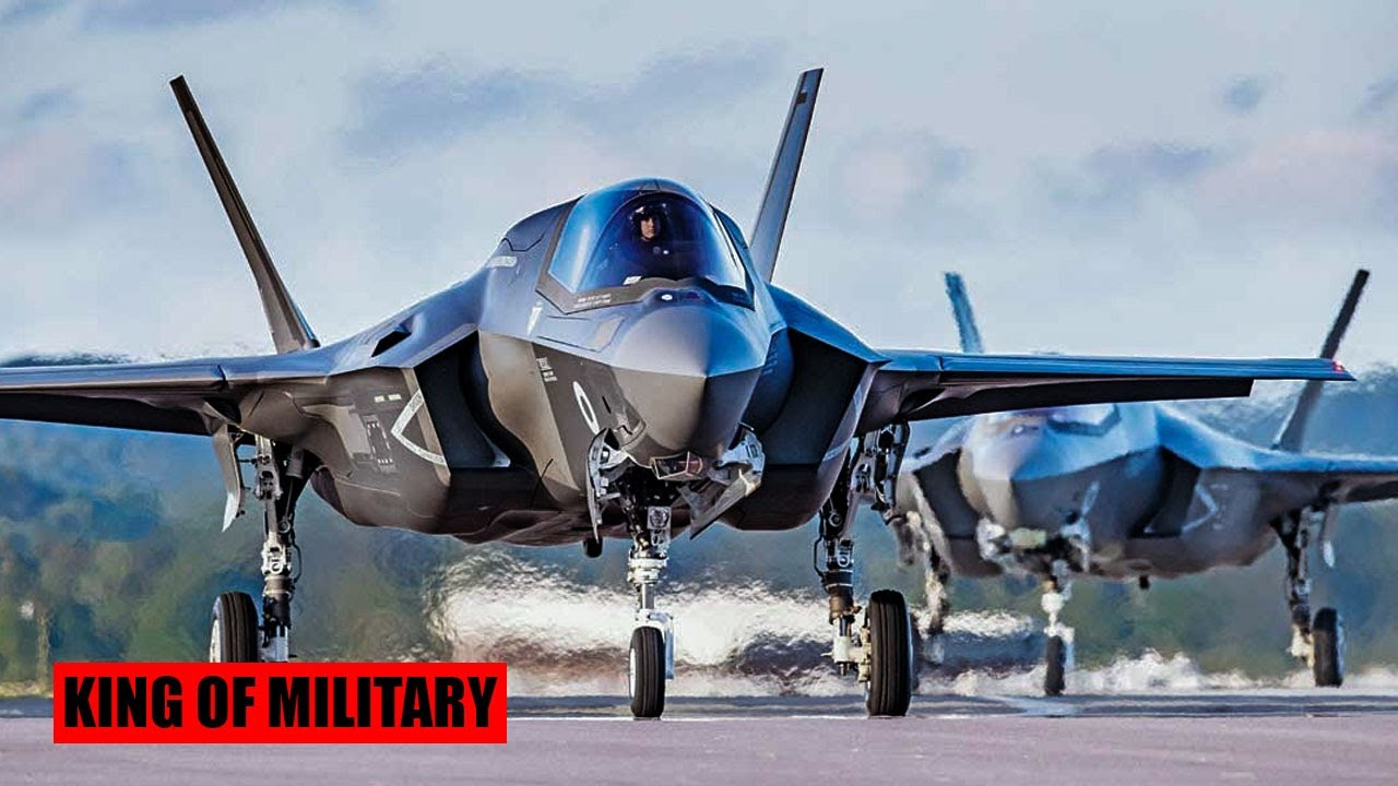 US Military News • F-35A Lightning IIs arrive at Andersen Base, Guam for Cope North 21 • Feb 6 2021