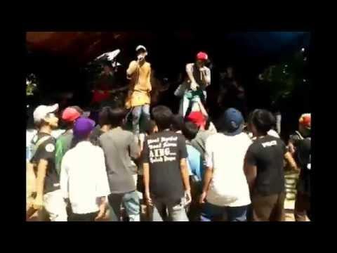 Aje Gile HipHop Reggae Sunda_iman kuat si amin te kuat