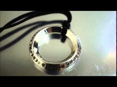 Chrome Hearts CH O ring pendant  /  クロムハーツ CH オーリングペンダント